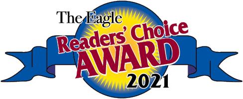 The Eagle Readers' Choisce AWARD 2021